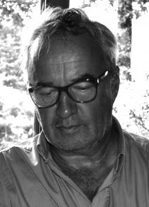 Jean-François Rottier directeur de la Collection Blanche des Éditions Ex Æquo
