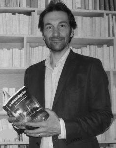 Frédéric Bessat des Éditions Ex Æquo