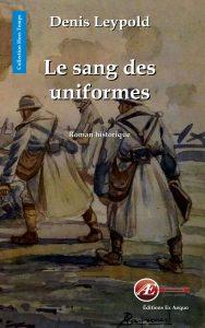Le sang des uniformes par Denis Leypold aux Éditions Ex Æquo