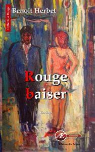 Rouge baiser par Benoit Herbert aux Éditions Ex Æquo