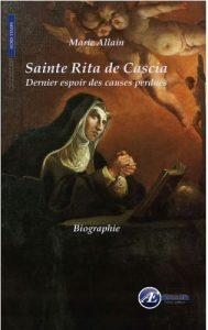 Sainte Rita de Cascia - Marie Allain aux Éditions Ex Æquo