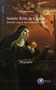 Sainte-Rita de Cascia par Marie Allain aux Éditions Ex Æquo