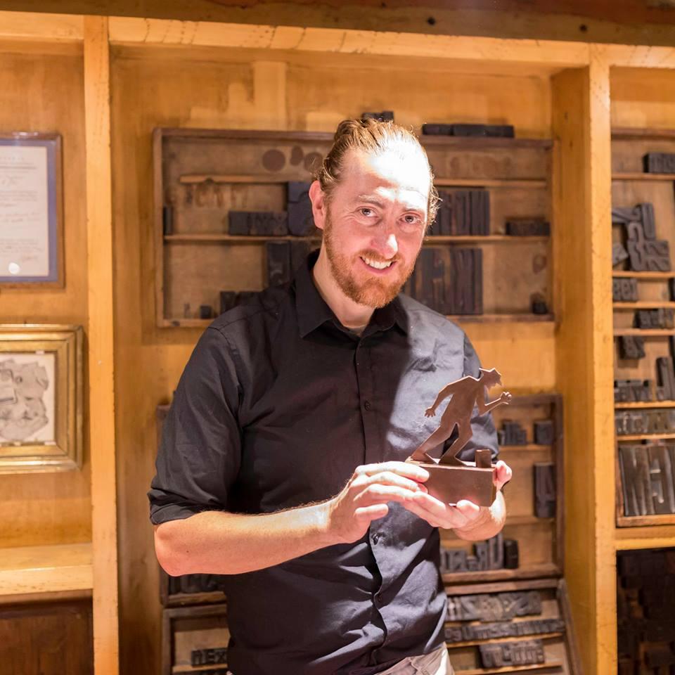 Lauréat du Prix Zadig