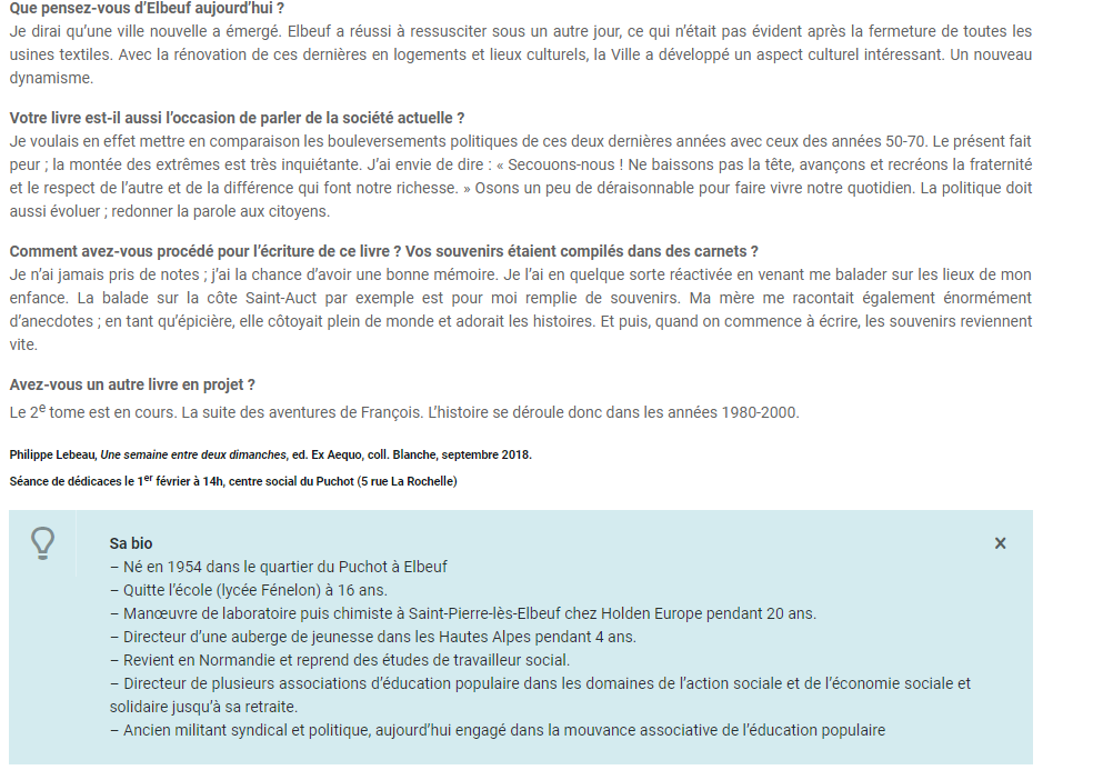 Article Philippe Lebeau 2