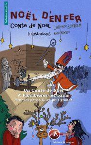 Noël d'enfer par Laurence Schwalm aux Éditions Ex Æquo