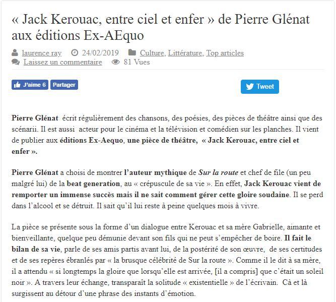 Article Pierre Glénat 1