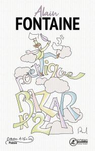 Bazar Poétique 2 par Alain Fontaine aux Éditions Ex Æquo