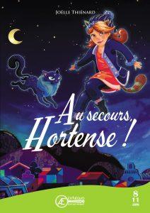 Au-secours-Hortense-par-Joëlle-Thiénard-aux-Éditions-Ex-Æquo