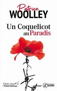Un-coquelicot-au-paradis-par-Patrice-Woolley-aux-Éditions-Ex-Æquo