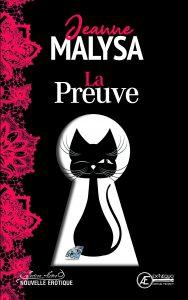 La-Preuve-par-Jeanne-Malysa-aux-Éditions-Ex-Æquo