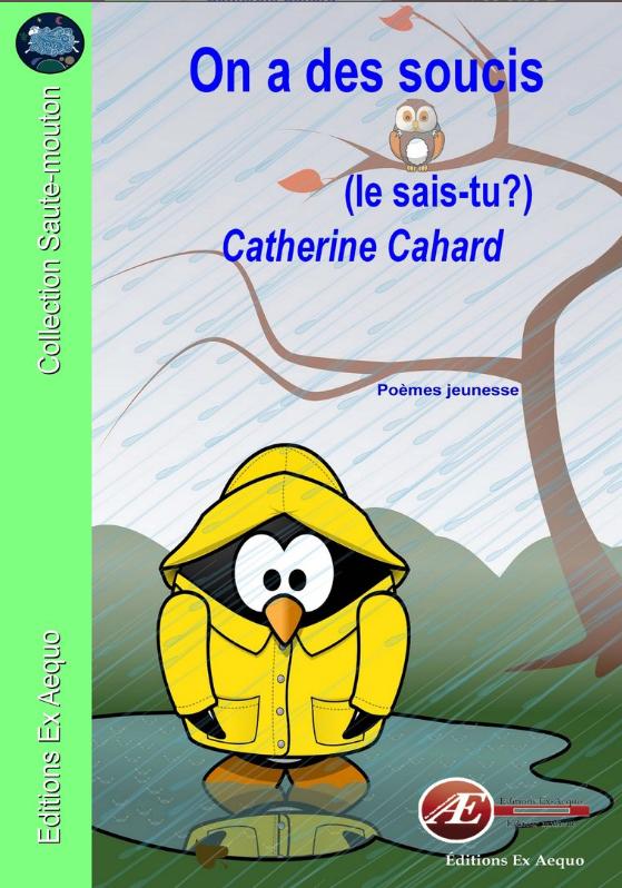 On a des soucis - Catherine Cahard - Aux Éditions Ex Æquo