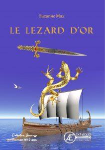 Le Lézard d'or -Suzanne Max