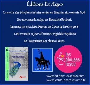 don aux Blouses Roses Prix Saint Nicolas