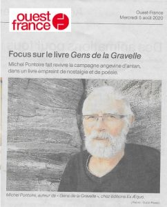 Article Ouest France Gens de la Gravelle1