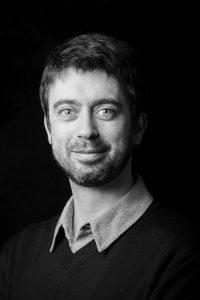 Sylvain Audet - Directeur de la Collection Tant d'Ailleurs