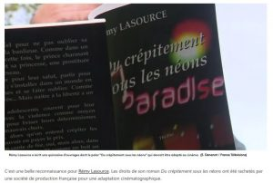 Article France TV Info Du crépitement sous les néons