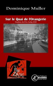 Sur le Quai de l'Orangerie - Dominique Muller - Aux Éditions Ex Æquo
