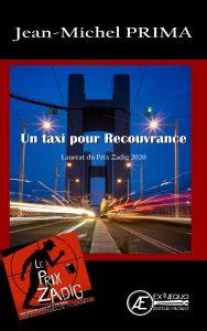Un taxi pour Recouvrance - Jean-Michel Prima - Aux Éditions Ex Æquo